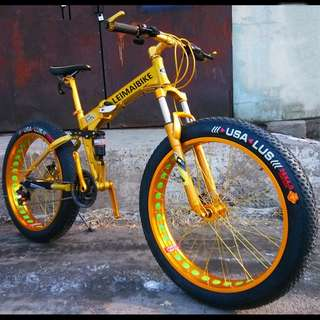 FAT FAT BIG Wheels Fat Monster Bike . Free Accessories & Free Delivery . SMS . Whatsapp . Call . 81677922