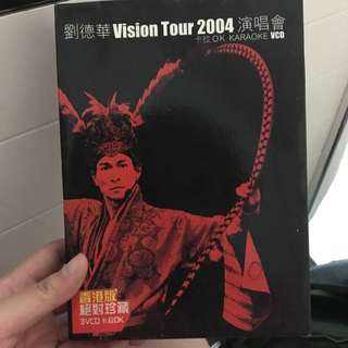 劉德華 Vision Tour 2004 演唱會
