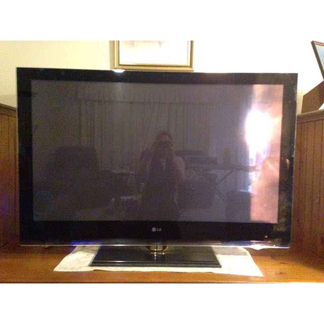 50 Inch LG plasma TV
