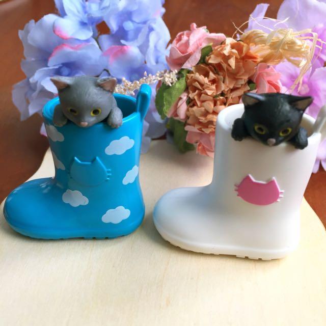扭蛋-貓咪小靴(兩款)