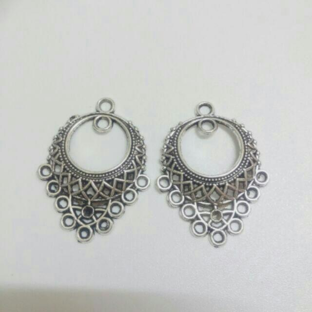 復古耳環裝飾吊飾
