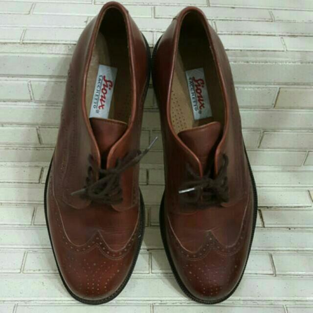 德國Sioux男鞋(8.5號) ∼原價150歐元左右