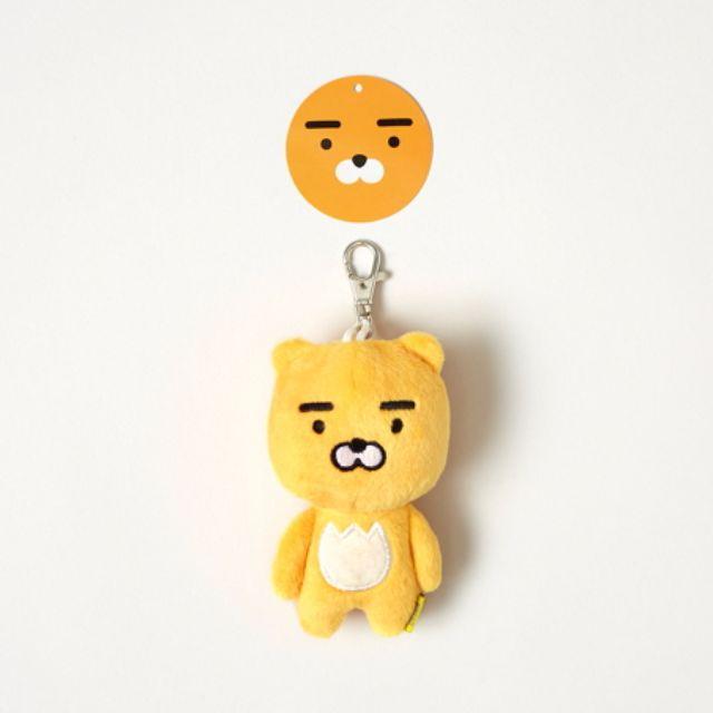 韓國連線 正韓代購 KAKAO RYAN 娃娃 吊飾