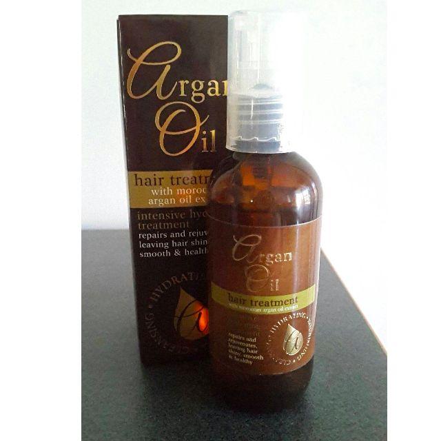 Argan Oil Hair Treatment 100ml
