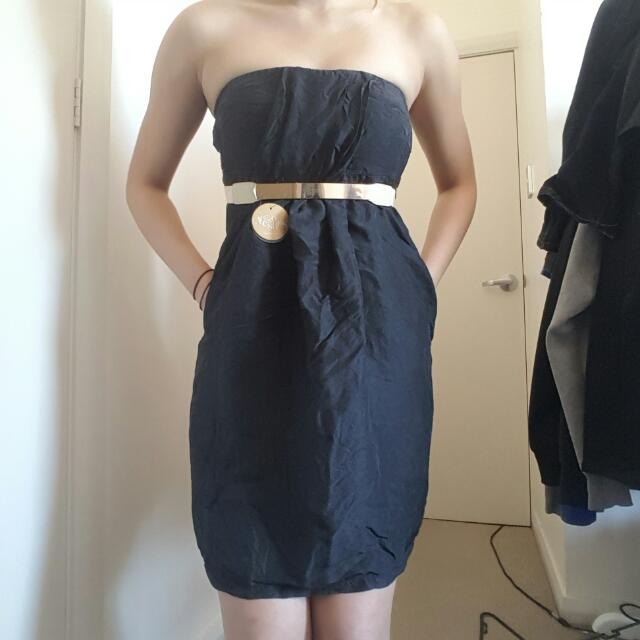 Barkins Black Dress