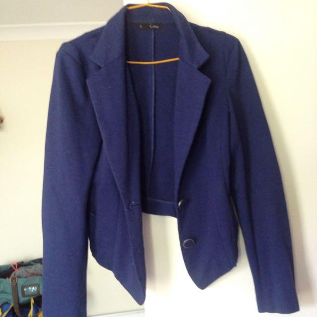 Blue Navy Blazer