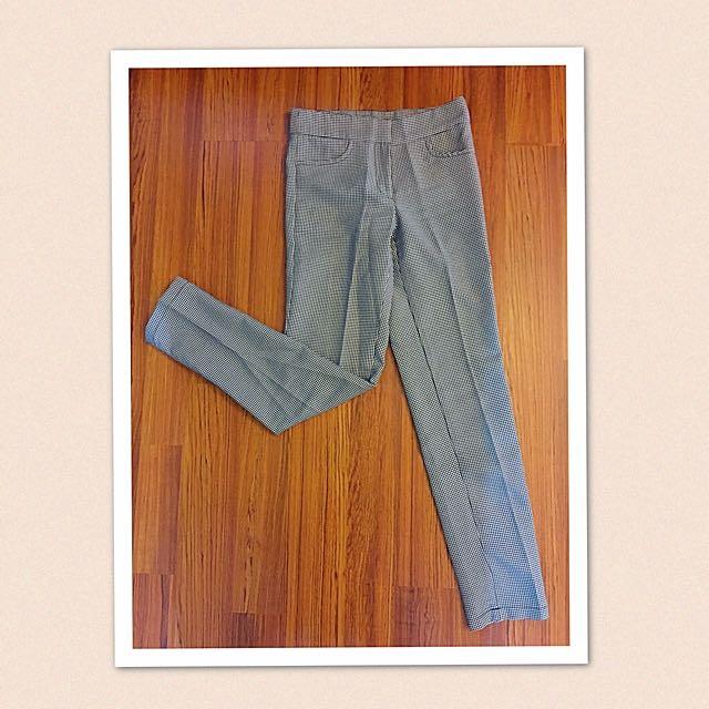 B&W Pattern Pants