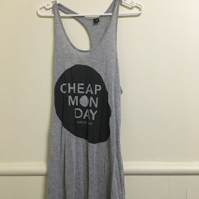 Cheap Monday Singlet Dress
