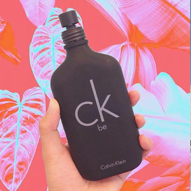 待匯款) CK 香水