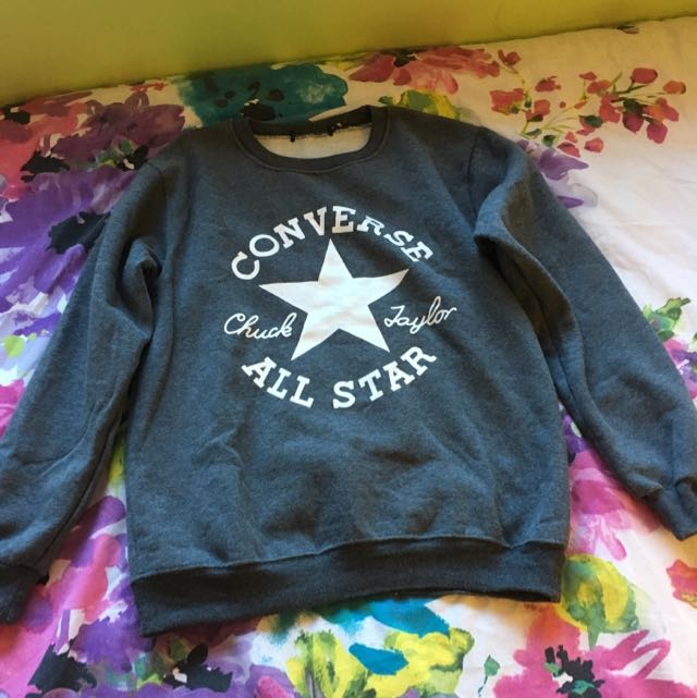 Converse Pull Over