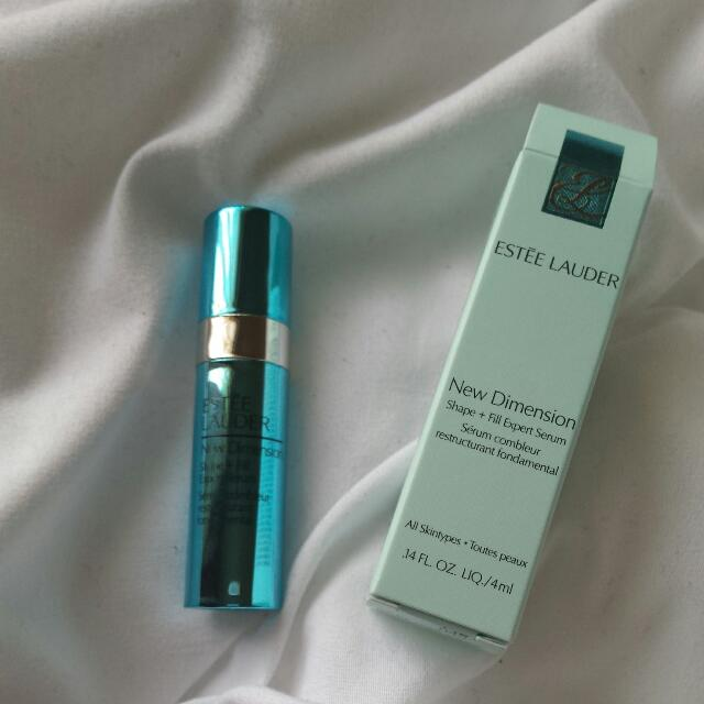 Estee Lauder Shape And Fill Serum Travel Size