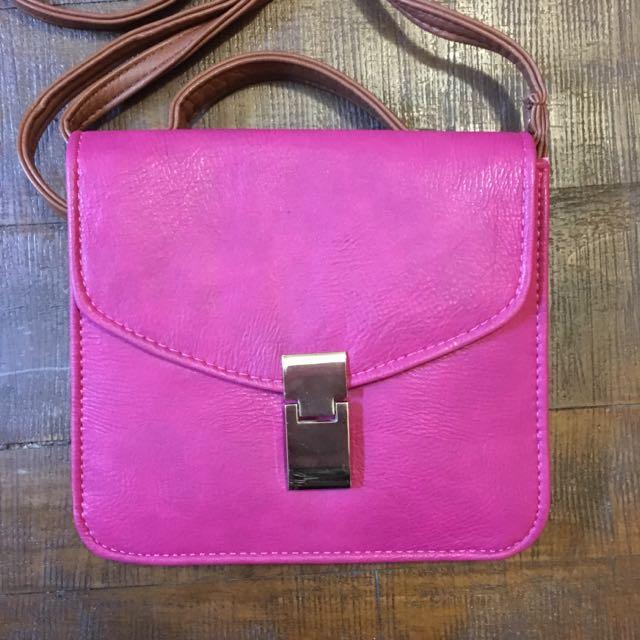 Gorgeous Pink XBody Bag