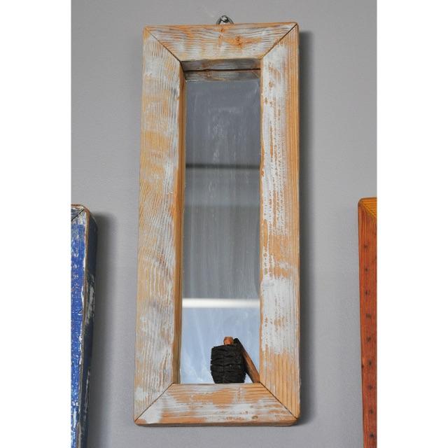 Handcrafted Small Oregon Mirror
