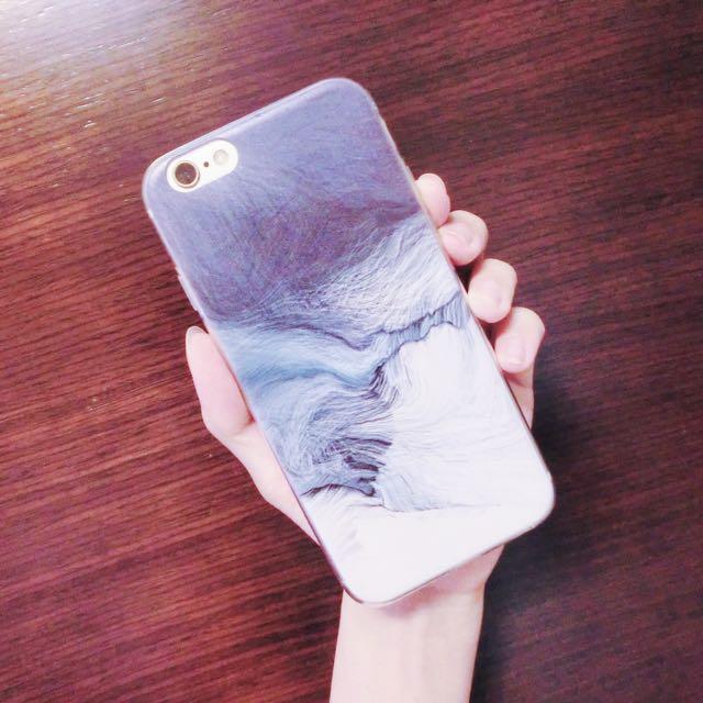 Iphone6/6s 手機殼 全新,軟殼