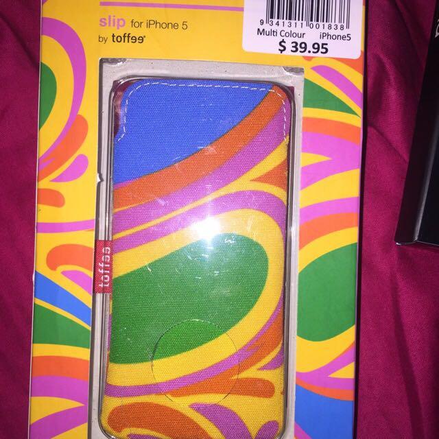iPhone 5 Sock