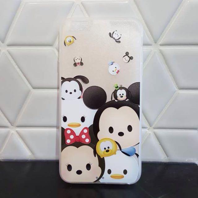 iPhone 6 Plus Disney Micky Cover Case