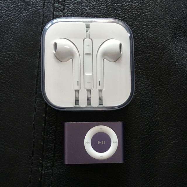 Ipod Shuffle - Purple