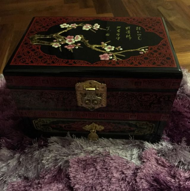 Fast Sale Jewelry Box