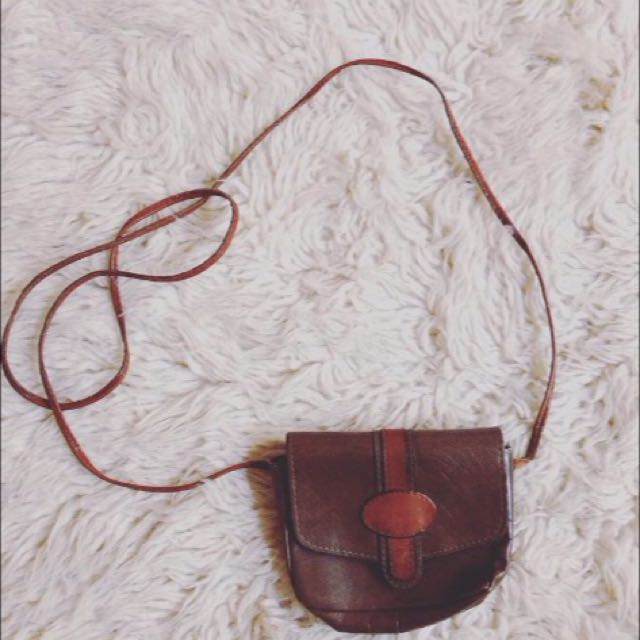 Little leather Bag