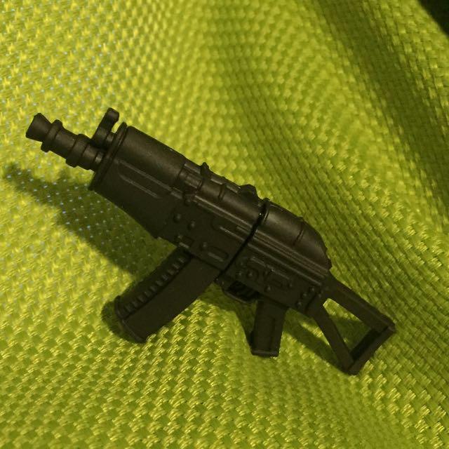 Machine Gun Style USB