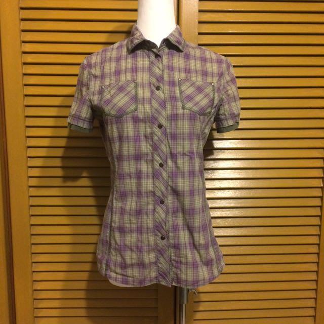 Mango襯衫,XS,九成新