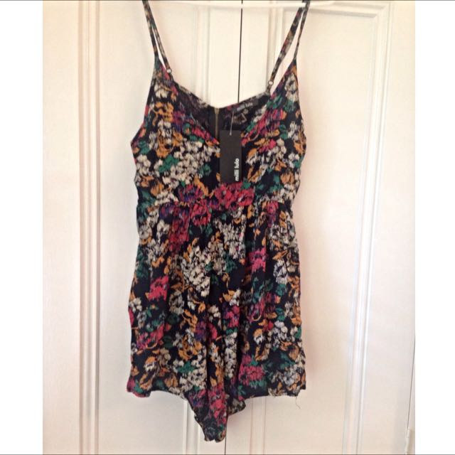 Milli Lulo Playsuit