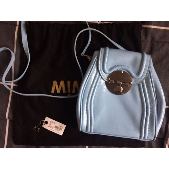 MIMCO Offbeat Hip Bag Ice Pop