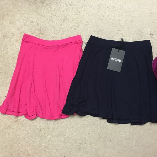 Misguided Skirts