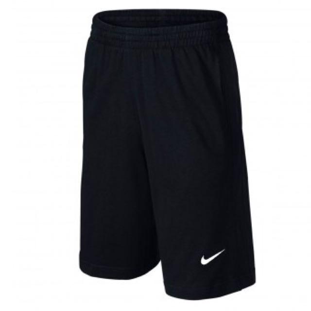 Nike經典黑白棉褲