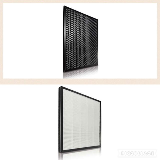 Hepa Ac Filter >> Philips Hepa Filter Ac4144 Activated Carbon Ac Filter Ac4143