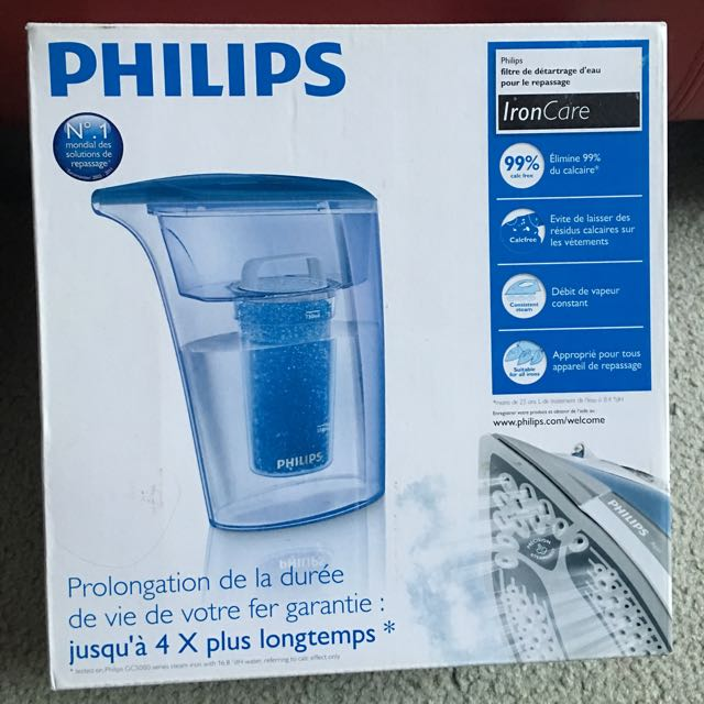 Philips Ironcare Descaling Jug