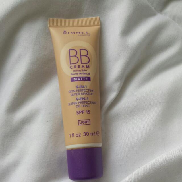 Rimmel Bb Cream Matte In Light