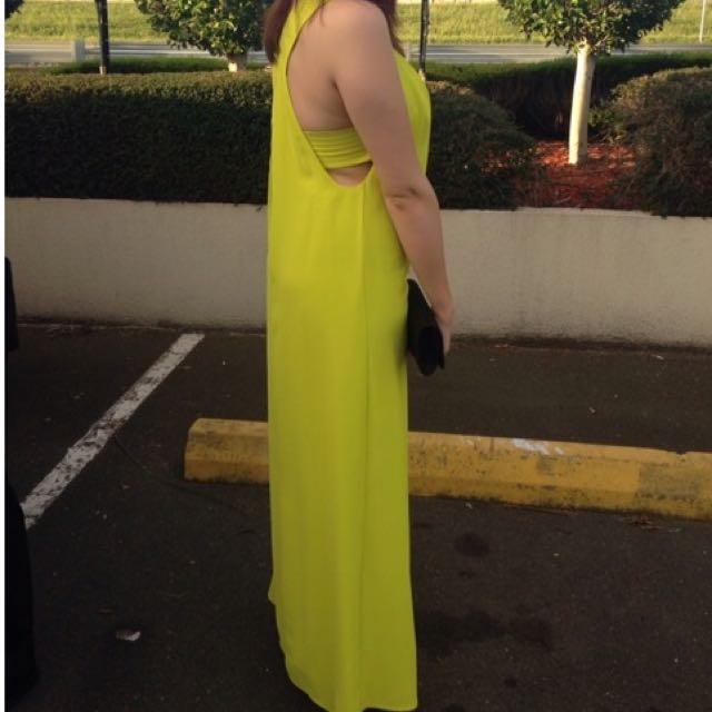 Sheike Full Length Dress