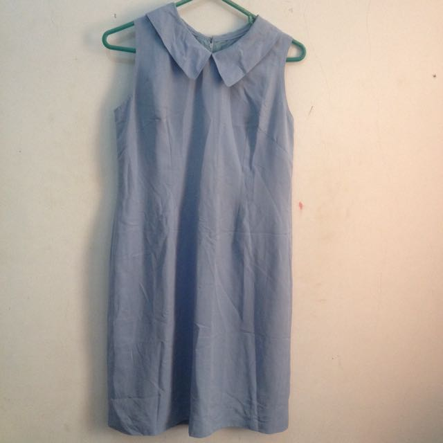 Shizuka Baby Blue Dress
