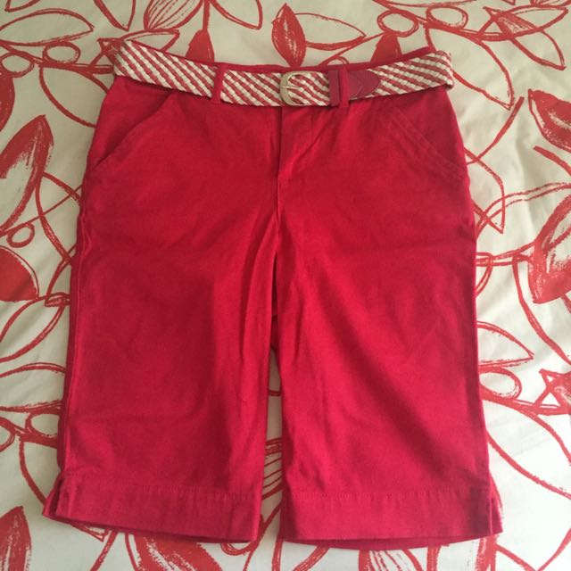 Size 8 Regatta Hot Pink Shorts