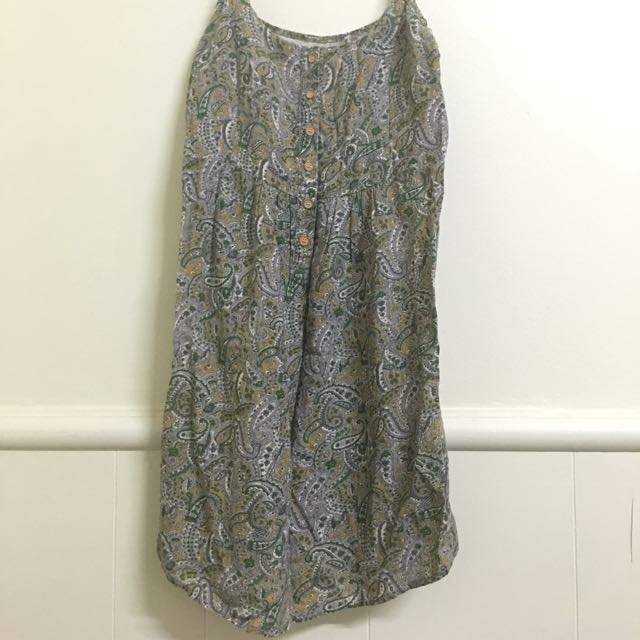 Stussy Floral Dress
