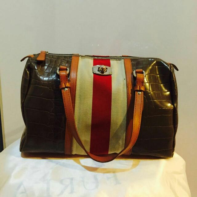 Tas FURLA Authentic - Preloved Free Ongkir