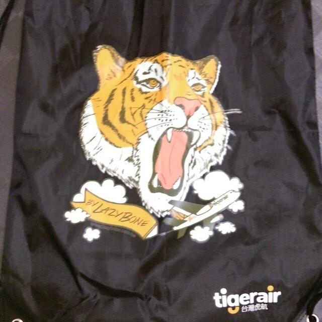 Tiger 虎航 輕巧後背包,非常輕盈!
