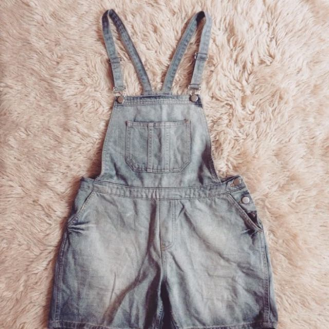 Top Shop Overalls Size 10