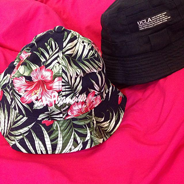 花花綠綠漁夫帽/UCLA 漁夫帽