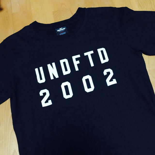 Undefeated短t