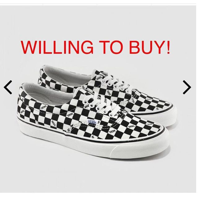 vans era og checkerboard black jerry lorenzo vans