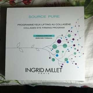 英格蜜兒Ingrid Millet(可少議)眼部膠原蛋白緊緻療程