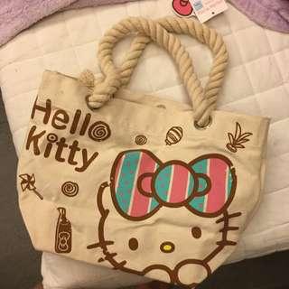 Kitty 帆布包包