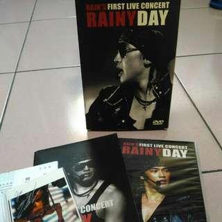 RAIN 2005演唱會記錄