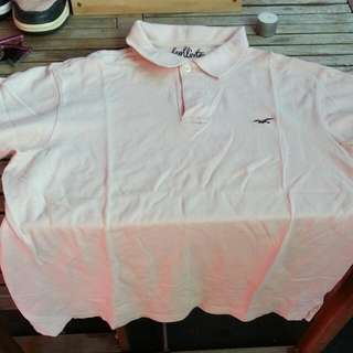 Hollister Large Peachy Top