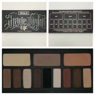 KVD Shade And Light Eye And Contour Palette