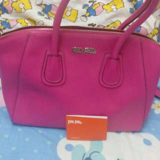 Follie Folie Pink Bag