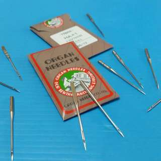 (RS) Organ Needles For Domestic & Industrial Sewing Machines