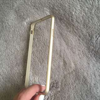 iPhone 5/6 Case Gold